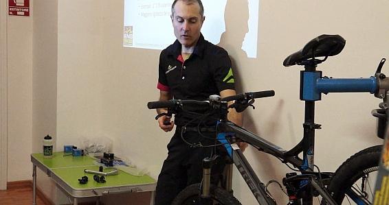 Basic course of cycle mechanic