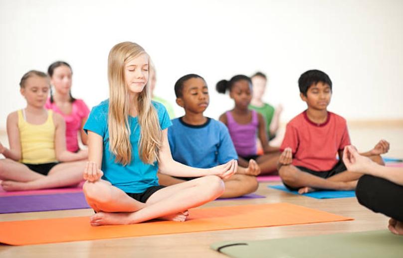 Yoga per Bambini Natale