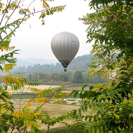 Mauro A. - Pilota aerostatico | Balloon Team srl