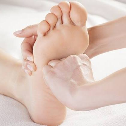 Foot Reflexology