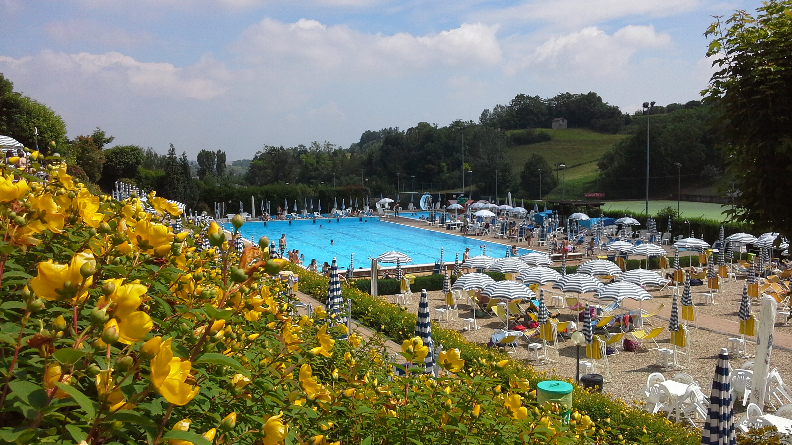 Aquatic Center Le Vallette